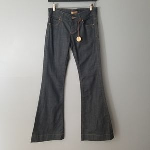 See Thru Soul I am Johnnie Fit and Flare Jeans 26